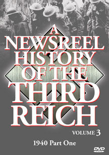 Newsreel History Of The Thirdreich: Vol. 3 (DVD)