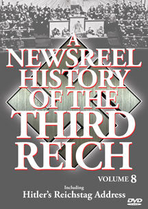 Newsreel History Of The Thirdreich - Vol.. 8 (DVD)