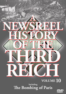Newsreel History Of The Thirdreich - Vol. 10 (DVD)