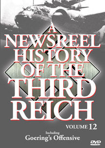 Newsreel History Of The Thirdreich - Vol. 12 (DVD)