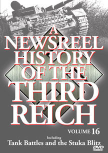 Newsreel History Of The Thirdreich - Vol. 18 (DVD)
