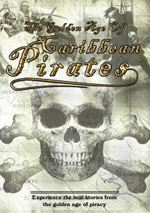 Golden Age Of Caribbean Pirates (DVD)