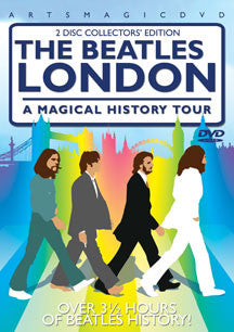 Beatles - London: Magical History Tour (DVD)