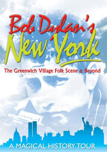 Bob Dylan - Bob Dylan's New York: Greenwich Village Folk Scene & Beyond (DVD)