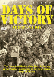 Days Of Victory: Ve Day-vf Day (DVD)