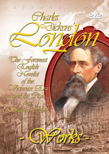 Charles Dickens' London Works (DVD)