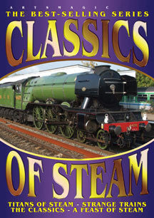 Classics Of Steam (DVD)