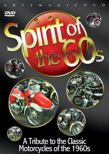 Spirit Of The 60's (DVD)