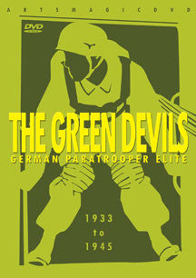 Green Devils: German Paratrooper Elite (DVD)