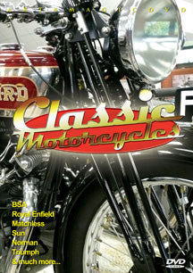 Classic Motorcycles (DVD)