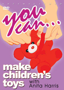 You Can Make Children's Toys (DVD)