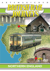 British Rail Journeys - Northern England (DVD)