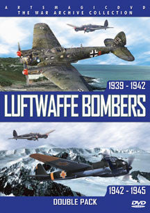 Luftwaffe Bombers - Double Pack (DVD)