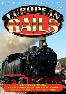 European Rails (DVD)