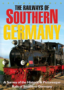 Railways Of Southern Germany, The (DVD)