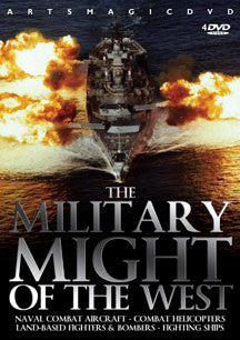 Military Might Of The West (4 DVD) (DVD)