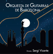 Guitar Orchestra Of Barcelon - Guitar Orchestra Of Barcelon (CD)