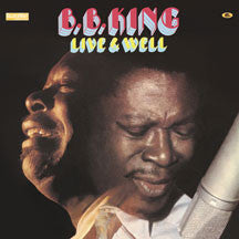 B. B. King - Live And Well (VINYL ALBUM)