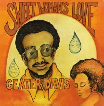 Geater Davis - Sweet Woman's Love (VINYL ALBUM)