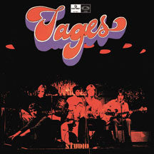 Tages - Studio [LP + DVD] (VINYL ALBUM)