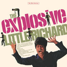 Little Richard - The Explosive Little Richard! (VINYL ALBUM)