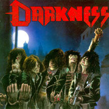 Darkness - Death Squad (CD)