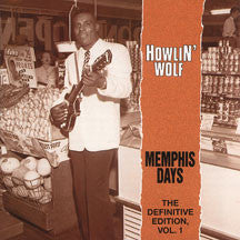 Howlin' Wolf - The Memphis Days Vol.1 (CD)
