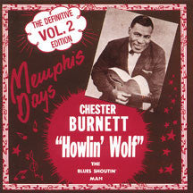 Howlin' Wolf - The Memphis Days Vol.2 (CD)