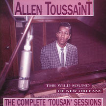 Allen Toussaint - The Wild Sound Of New Orleans (CD)