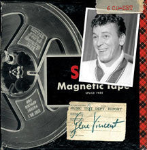 Gene Vincent - The Outtakes (CD)