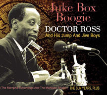 Dr. Ross - The Sun Years Plus: Juke Box Boogie (CD)