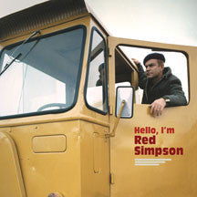 Red Simpson - Hello, I'm Red Simpson (CD)
