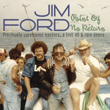 Jim Ford - Point Of No Return: Previously Unreleased Material (CD)