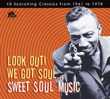 Look Out! We Got Soul: Sampler Sweet Soul Musi (CD)