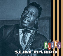 Slim Harpo - Rocks (CD)