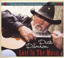 Dick Damron - Lost In The Music (CD)
