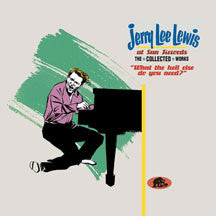 Jerry Lee Lewis - At Sun Records-the Collected Works (CD)