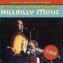 Country & Western Hit Parade 1966 (CD)