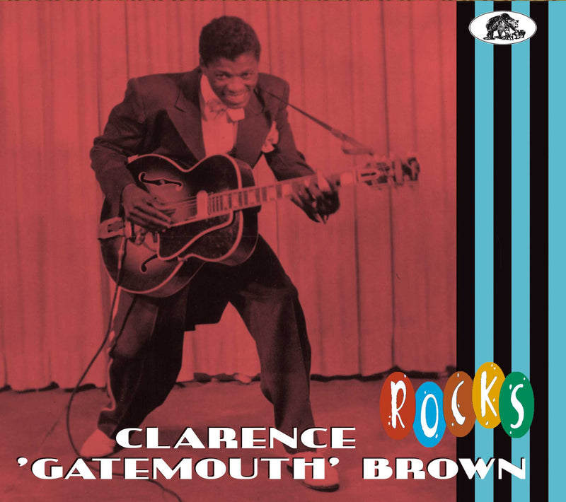 Clarence Gatemouth Brown - Rocks (CD)