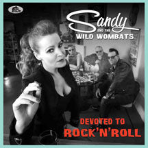 Sandy & The Wild Wombats - Devoted To Rock 'n' Roll (CD)