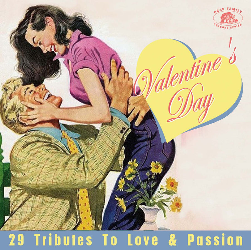 Season's Greetings: Valentine's Day 29 Tributes To Love & Passion (CD)