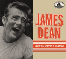 Memorial Series: James Dean: Rebel With A Cause (CD)