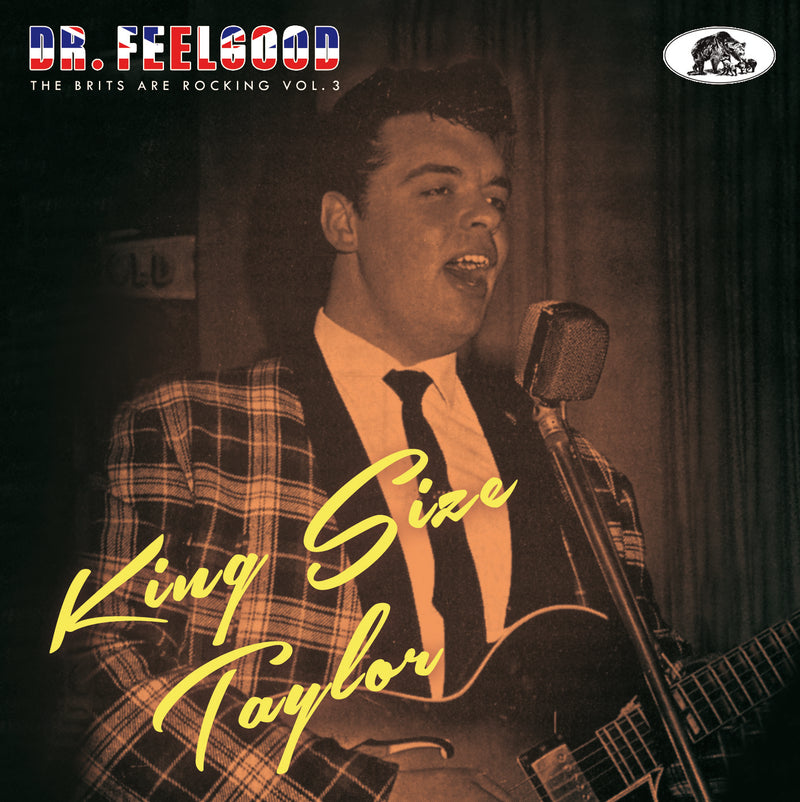 King Size Taylor - Dr. Feelgood: The Brits Are Rocking Vol.3 (CD)