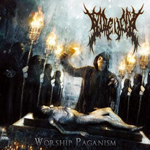 Gorevent - Worship Paganism Re-issue (CD)