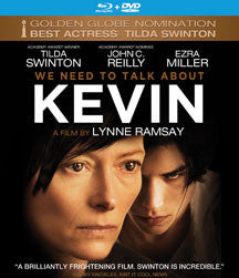 We Need To Talk About Kevin Blu Ray/DVD (BLU-RAY)