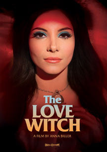 Love Witch, The (BLU-RAY)