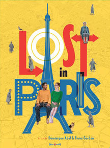 Lost In Paris (BLU-RAY)