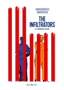 The Infiltrators (BLU-RAY)