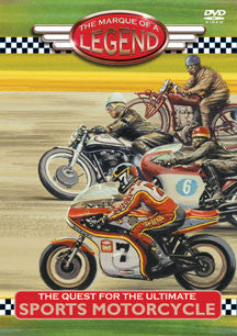 Marque Of A Legend: Bikes (DVD)