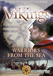 Vikings: Warriors From The Sea (DVD)